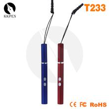 Shibell pen fishing rod led promotional pen plastic hand pen