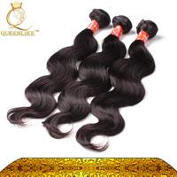 Fashion style 6a 100% peruvian virgin hair Top quality Unprocessed peruvian human hair body wave human hair