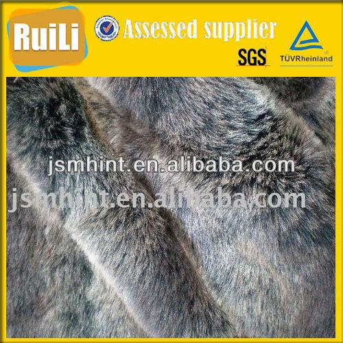 Alta calidad de imitación de piel de la tela para la alta calidad de prendas de vestir