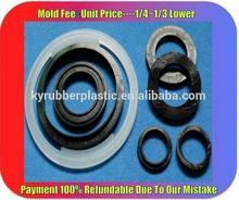 ODM Dental O Ring Manufacturer / Food Grade Rubber O Ring Manufacturer / Medical Silicone O Ring Manufacturer