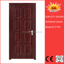 Hot -sales White Dould Door With High Quality SC-P126