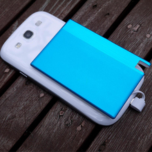 2014 hot selling manufacturer wholesale spuer slim private mould power bank for iphone 5s