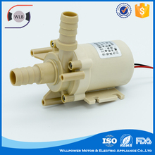 High flow rate long life circulation mini pump silent centrifugal water pump