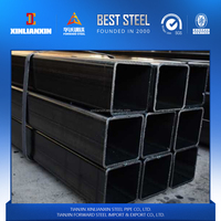 hollow section pipe /construction building/black carbon steel pipe