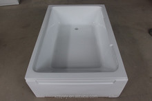 Acrylic massage bathtub and simple bathtub with reasonable price and good quality SY-1011