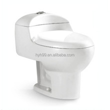 Ceramic Siphonic One Piece Squatting Water Closet Size