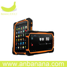 """New Design gprs wifi 3g china quad core android tablet 7"""" with dual camera"""