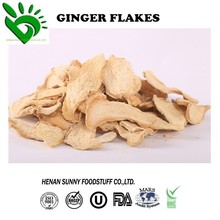 Dried Whole and Split Dry Ginger