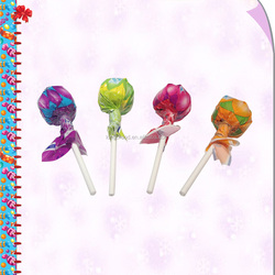 Fruit pop lollipop