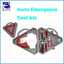 15 IN 1 auto safety kit roadside car emergency kit