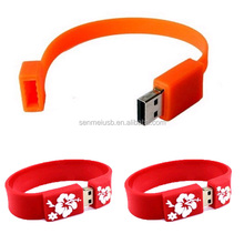 china supplier bracelet usb flash drive wholesale