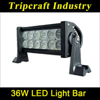36W car LED light bar for for Tractors, ATV, UTV, SUV / CE, ROHS