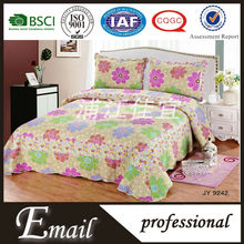 Cheap plain cotton polyester bed sheet sets/bedsheets/bed cover