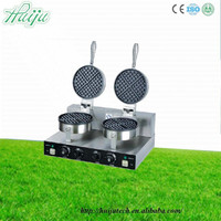 Newest Automatic Industrial Electric Commercial Mini Lolly Waffle Machine high quality waffle maker machine /waffle maker shapes