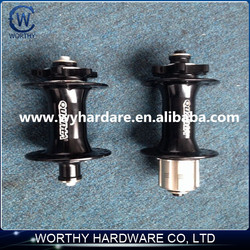 aluminum alloy hub front 135mm rear 170mm for fat bicycle with good quality and stable performance