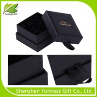 Gift boxes with silk belt & belt gift wrapping box & belt paper box