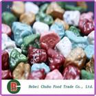 volume de pedra natural em forma de chocolate