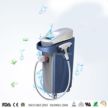 strong power 24 Hours continuous Working Diode Laser 808 Hair Removal