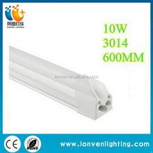 2015 best-Selling ac 10w t5 led tube light