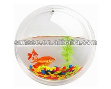 6.7L plastic aquarium fish tanks, Led light optional. EE-024