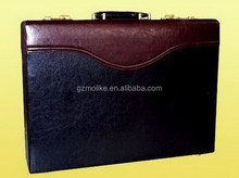 Best quality latest portable travel leather suitcase