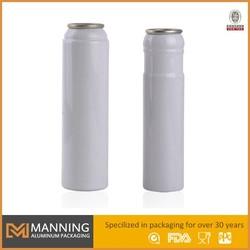 Aluminum spray bottle paint