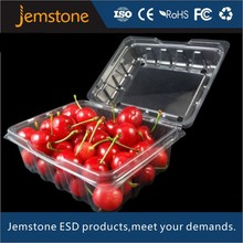 fruit packaging, fruit tray, plastic fruit tray for cherry