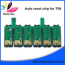 High quality Auto reset chip for Epson T50/T50 arc chip