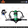 mining air breathing apparatus SCBA personal protective equipment with one mask