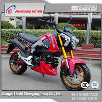 Newest design high quality 110cc the motorcycle