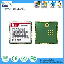 High quality 850/900/1800/1900MHz quad-band simcom sim900 gsm module