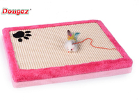 Direct supplier High quality sisal cat scratcher mat.cat scratcher carpet cat toy mat,sisal carpet