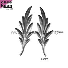 Decorative Wrought Iron Parts - Leaf
