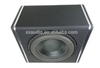 12 Inch amplifierd subwoofer , active speaker amplifier , bass tube subwoofer