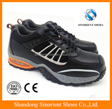 Sport style safety shoes Jogger safety shoes with steel toe Safety Hi-top Trainer SNF5104