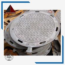 EN124 D400 Cast Iron/Ductile iron Round Manhole Cover