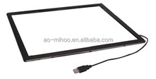 """55"""" Chinese manufacturing 2 point multi touch screen frame for In-vehicles and transportation/Medical instrument"""