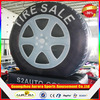 2015 Factory lower price inflatable tire balloon with high quality