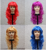 Halloween ghost festival wig Color hair wigs children