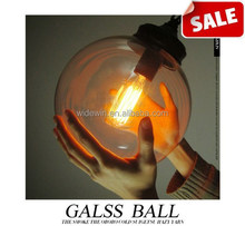 Large light bulb retro chandeliers living room The creative personality of lamps and lanterns of corridor corridor lamp