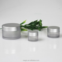 nice fashion PETG sample container lip balm container