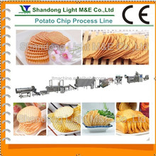 Automatic Frying Small Crispy Chip Making Equipment