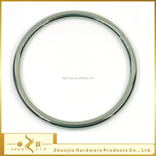 wholesale metal wire round ring for bag