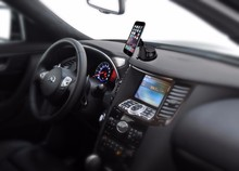 Universal Car Phone Mount - The Ultimate Cell Phone Mount Holder For Travel & Home Use