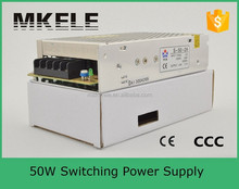 S-50-12 12v 4 amp power supply smps 12v dc power supply 12v 50w ac dc power supply transformers 240v to 12v