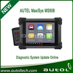 High Quality MaxiSys MS908 Diagnostic Tool for Shops and Technicians