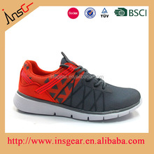 insgear china shoes factory accept OEM order 2016 latest phylon shoes