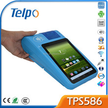 Telpo New Product Android 4.2 8 inches TFT LCD Display TPS586 with 3 Android Function Keys