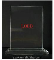 desktop photo insert cards wholesale acrylic photo frame