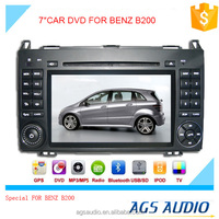 wholesale alibaba 7'' inch car audio for Mercedes-Benz b200 with multifunction